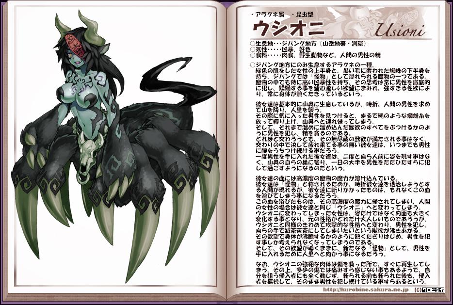 monster dragon encyclopedia girl zombie Fate grand order mysterious heroine x alter