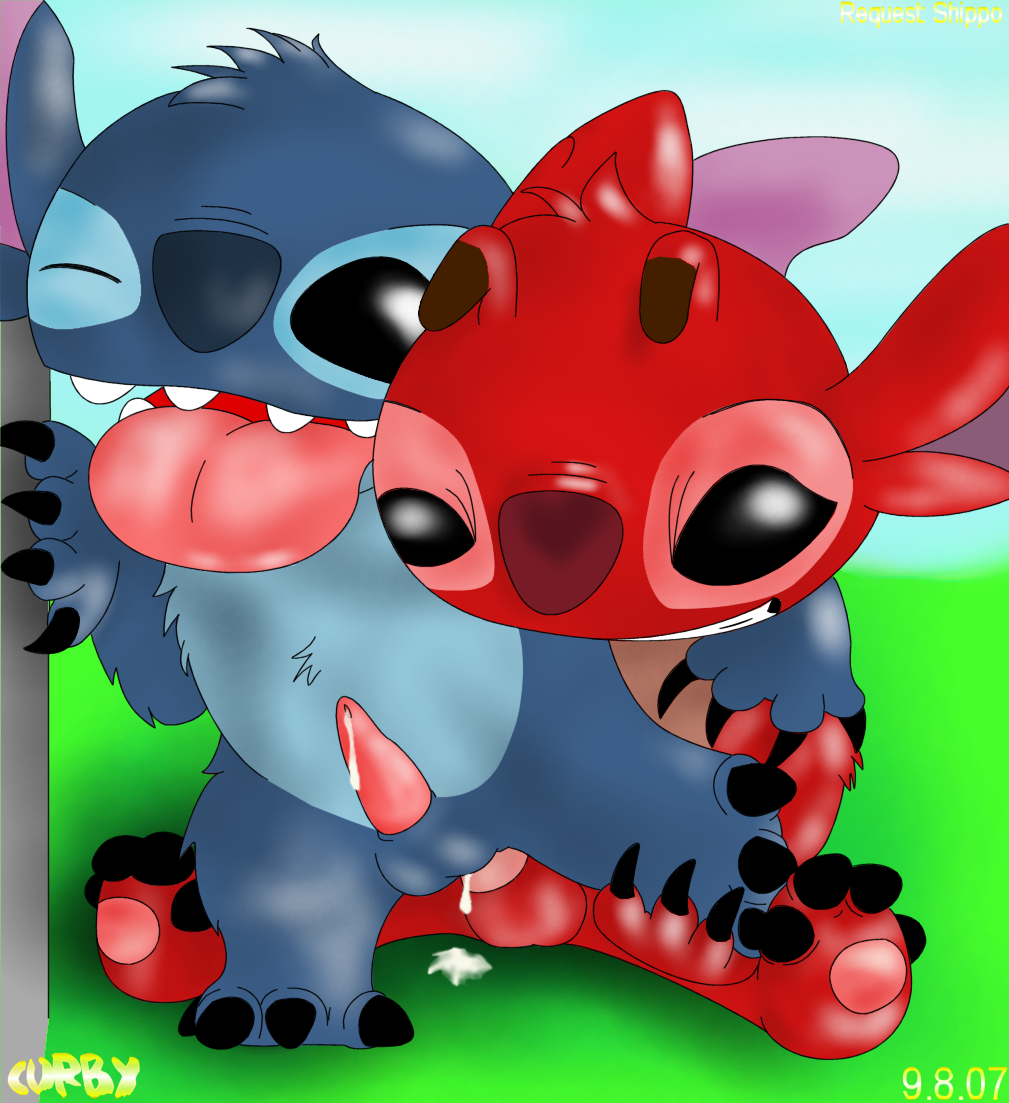 and lilo porn stitch gif Merlina sonic and the black knight