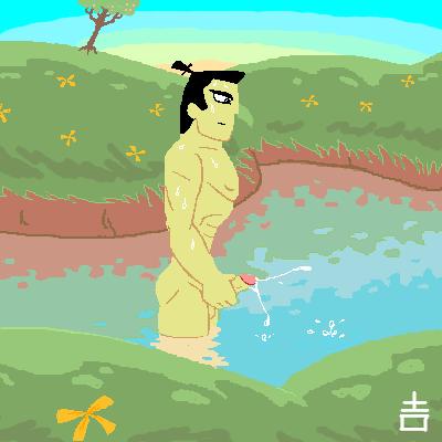 priestess the samurai high jack The tale of kiki possible