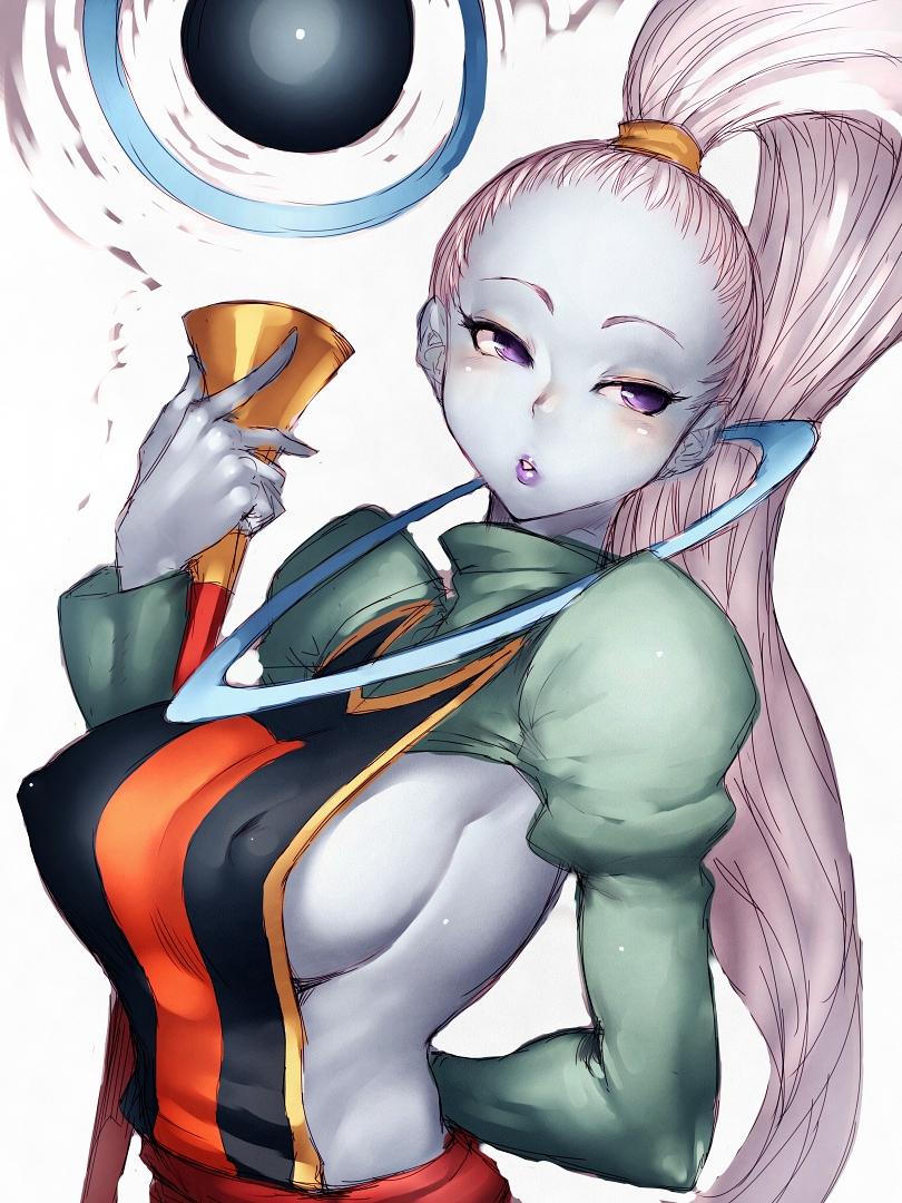vados ball super dragon naked Lyra fist of the north star