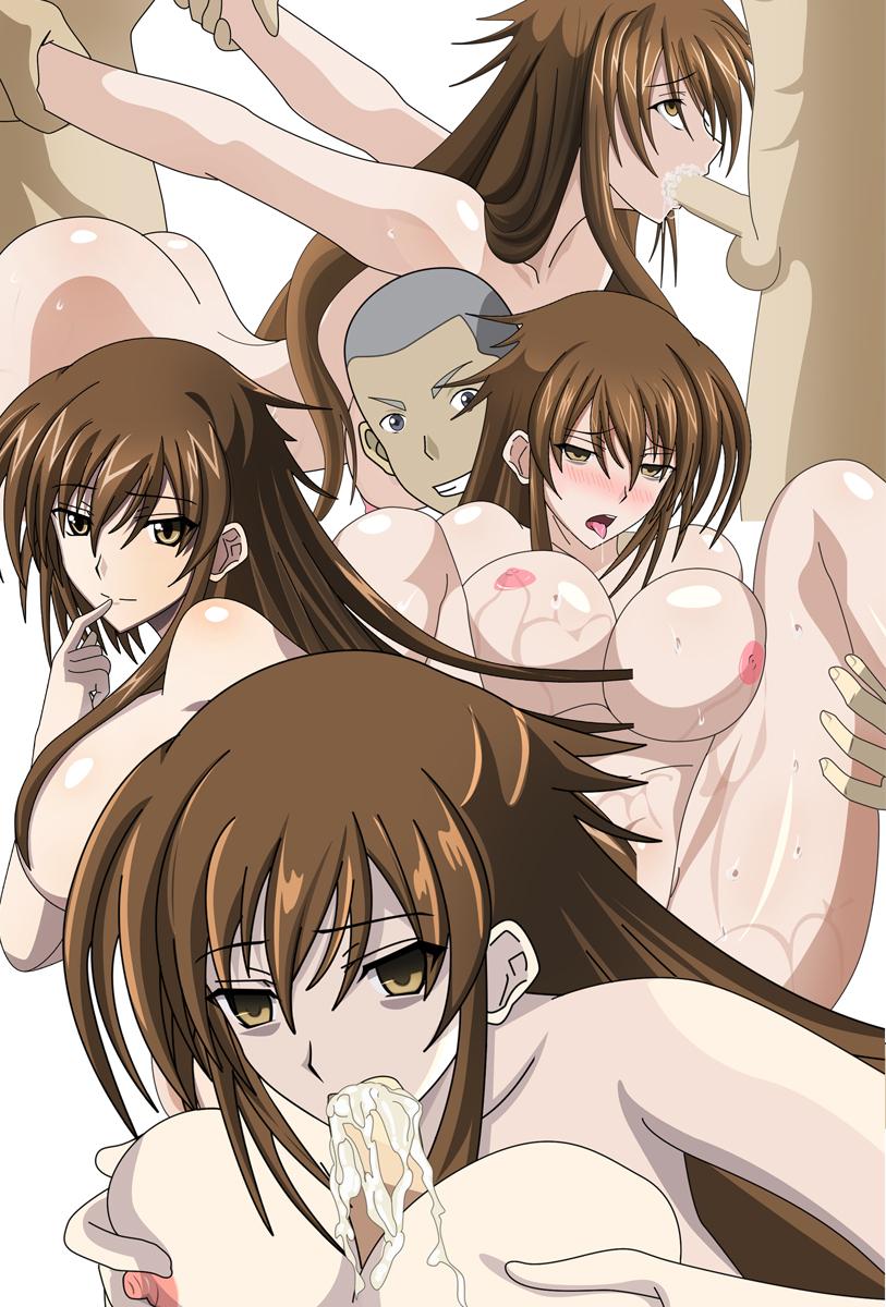 dxd koneko high school nude Animated bestiality compilation of sfm/blender