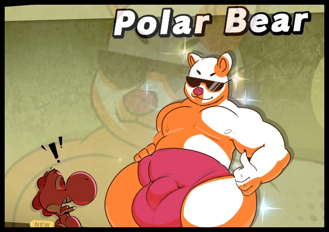 the sonic polar bark bear Scooby doo and the reluctant werewolf googie