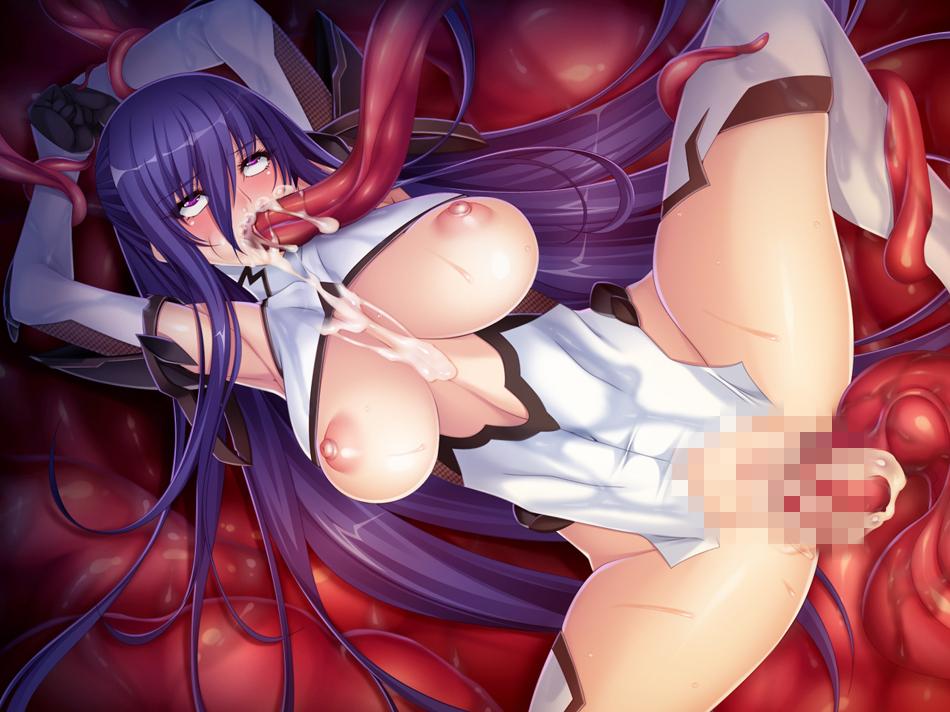 hentai through way the all tentacle Kimi to boku to no kishi no hibi