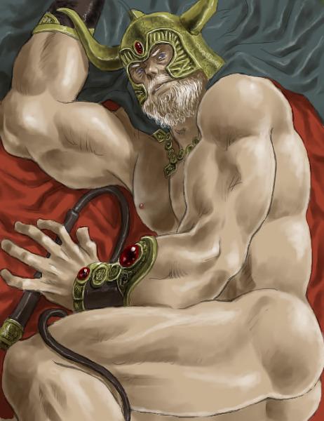 fist of amiba star the north Wolf guy: ookami no monshou