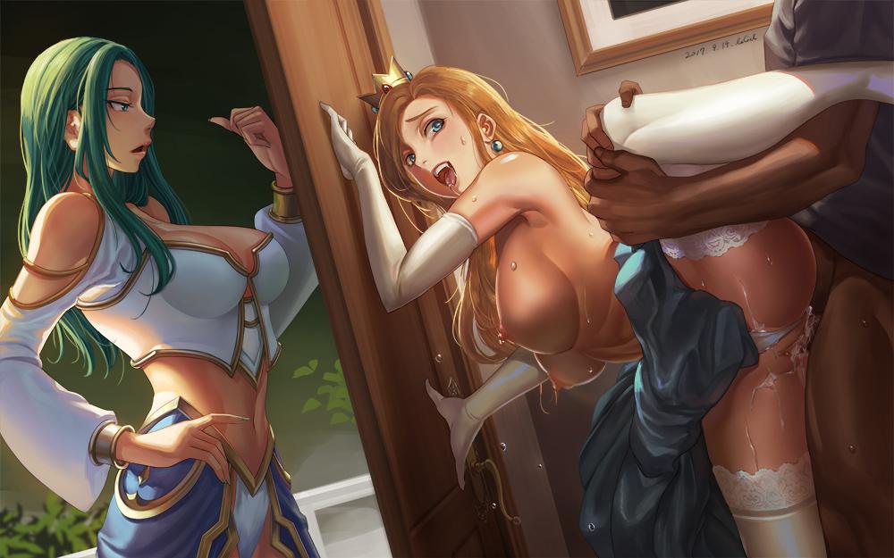 e-hentai; jlullaby Dominique: thic sex doll