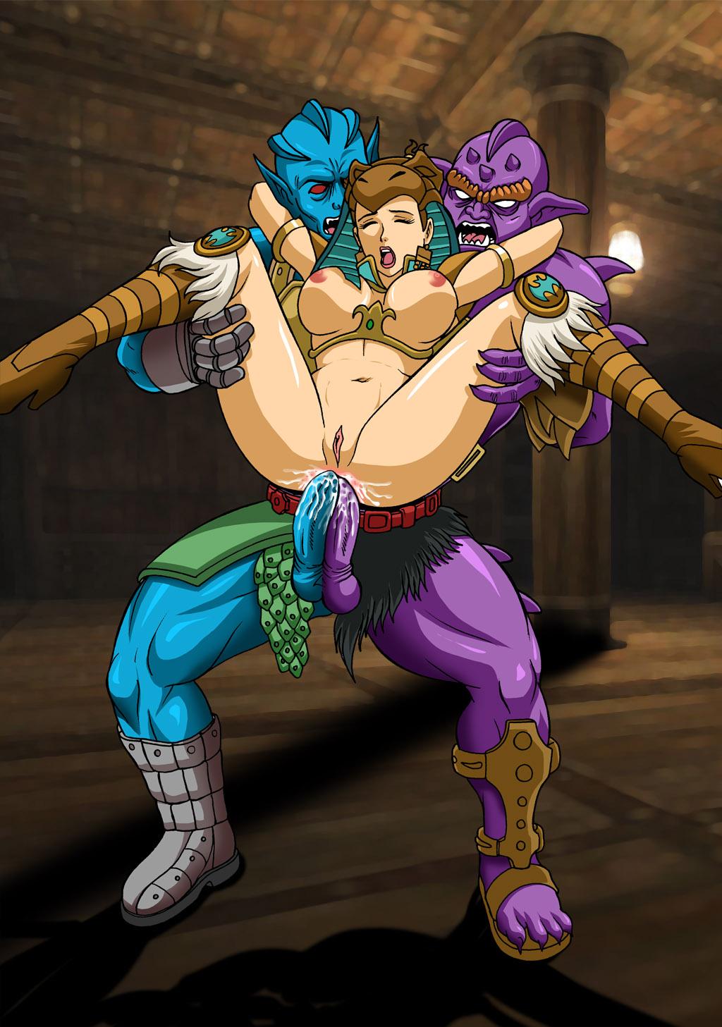 dead of school nude high the A centaur's life
