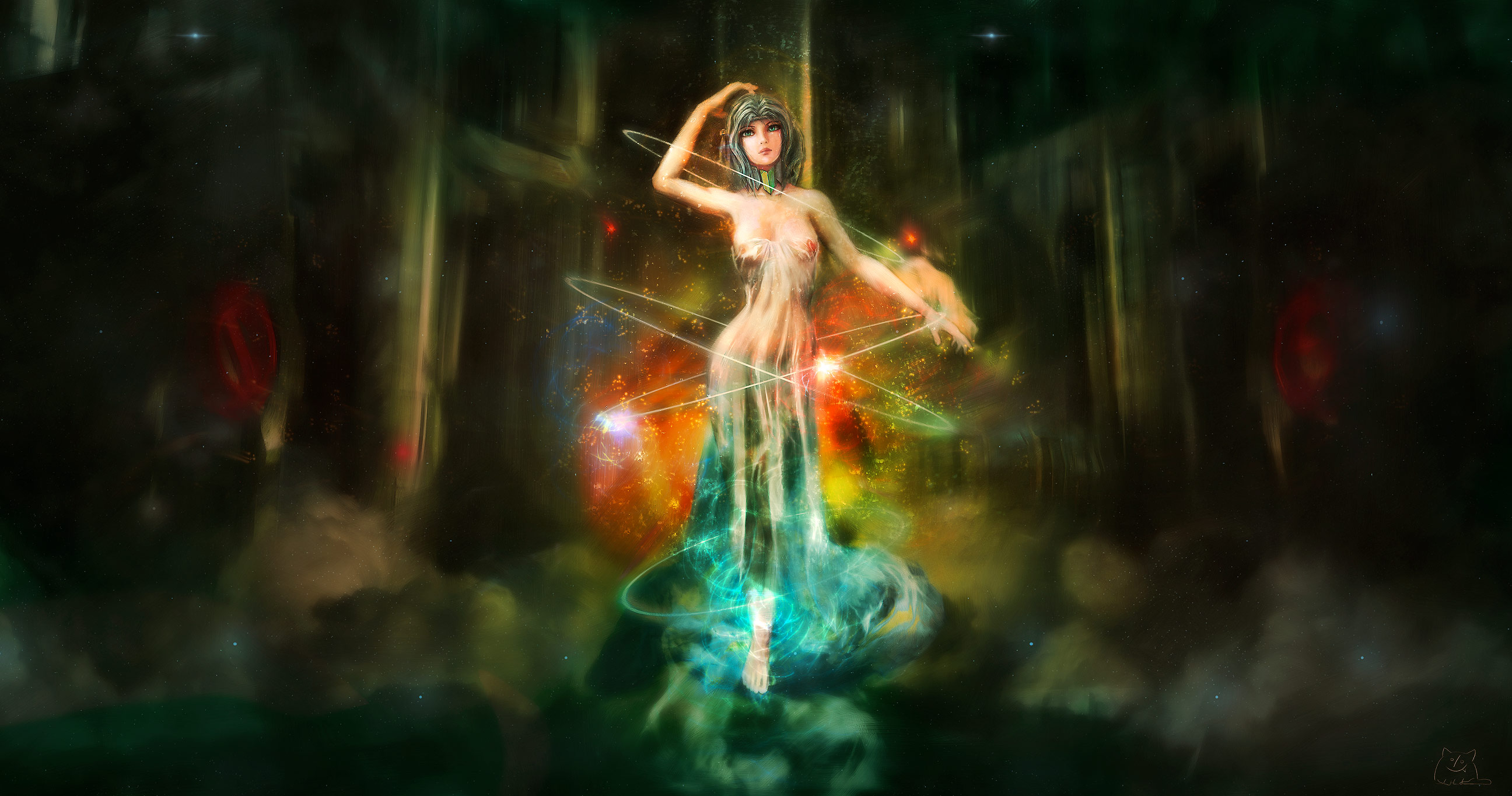 to_love-ru Fate stay night saber nude