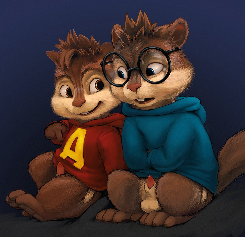 chipmunks the the & chipettes Rape of the dead uncensored