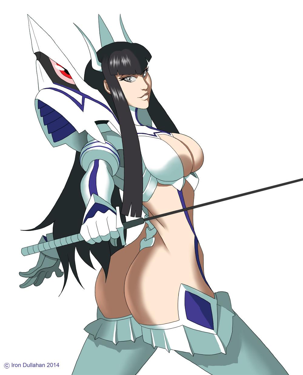 ass kill satsuki kill la Dragon ball z sex pics