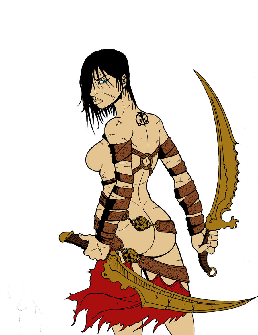 persia shahdee within warrior of prince If adventure time was a 3d game