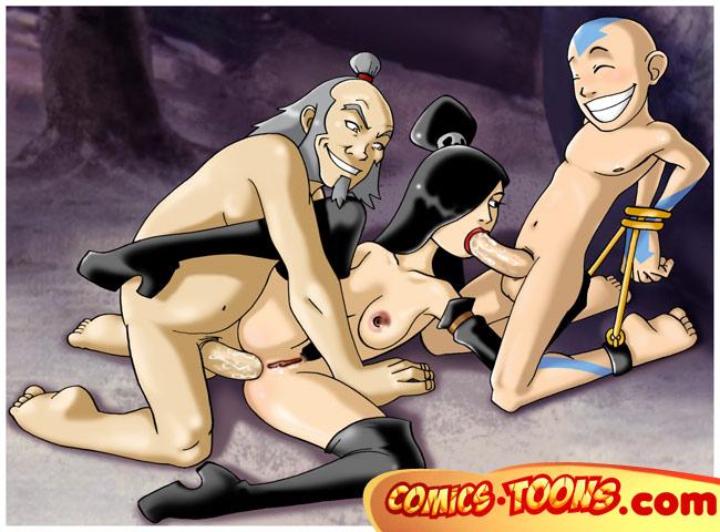 the avatar last airbender nude Dead or alive 5 panties
