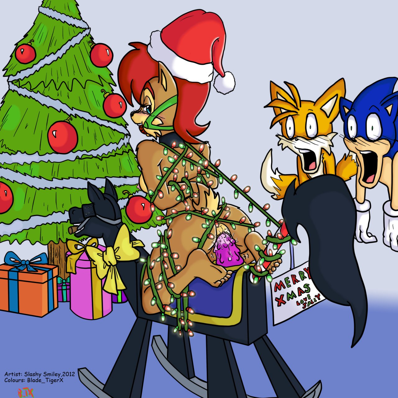 pee sonic in stored the is balls Fotos de king of fighter