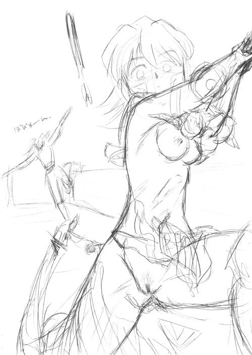 macha .hack//sign Rei breath of fire 3