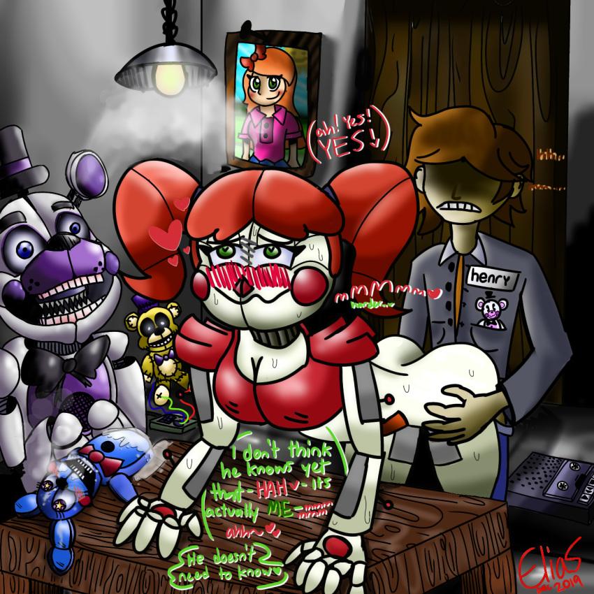 of five puppet freddy nights High school dxd koneko nude