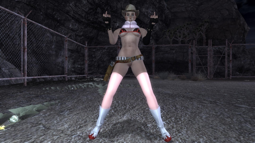 vegas fallout naughty nightwear new Oppai gakuen marchingband-bu! ~hatsujyohamedori katsudounisshi~