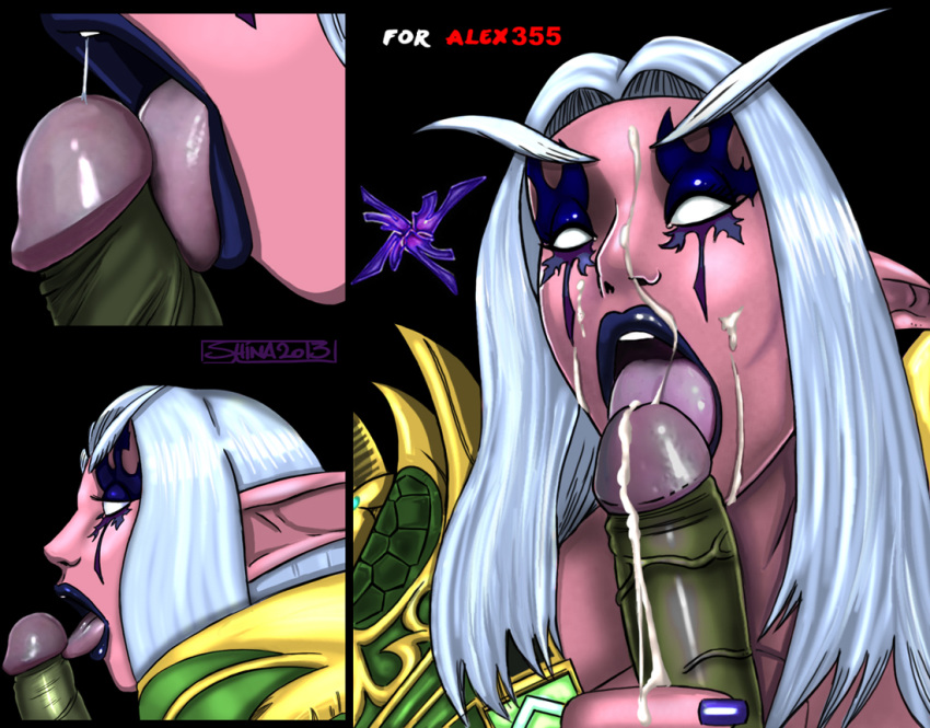 warcraft porn elf world of night Five nights at candy's cindy