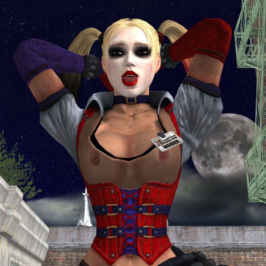 porn city quinn arkham harley Half life 2 combine elite