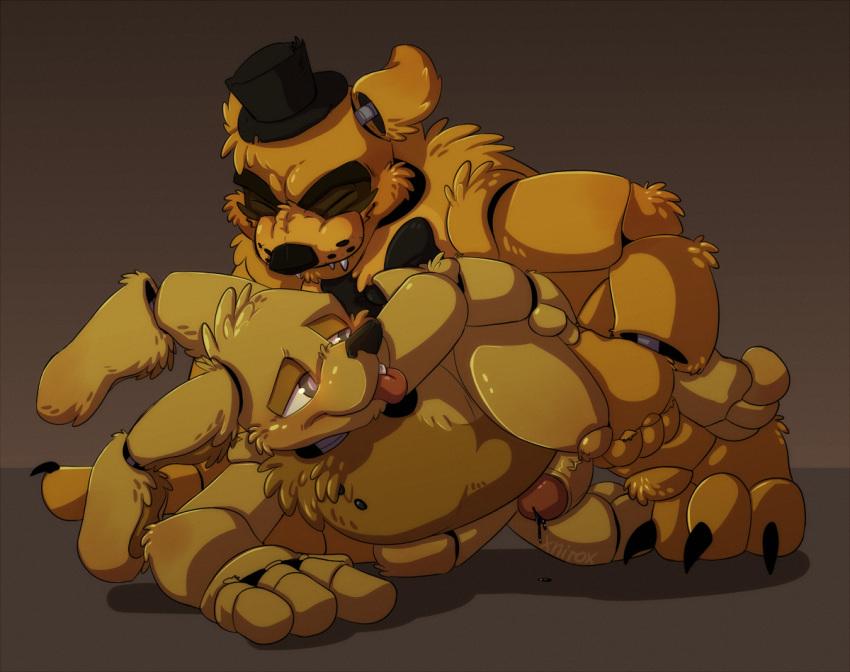 at anime freddy golden five nights Gakuen 3 ~karei naru etsujoku~