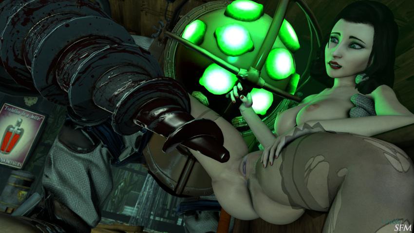 infinite bioshock elizabeth Kanzen mushusei sorezore no houkago
