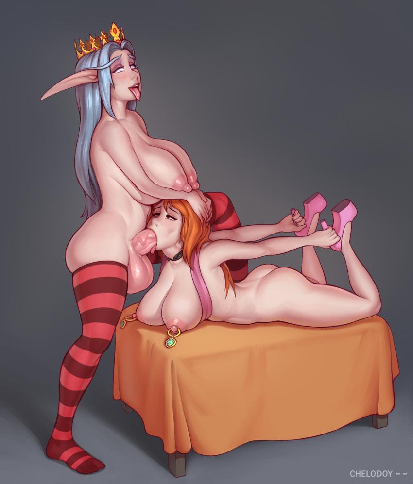 porn elf world of night warcraft Eroge h mo game mo