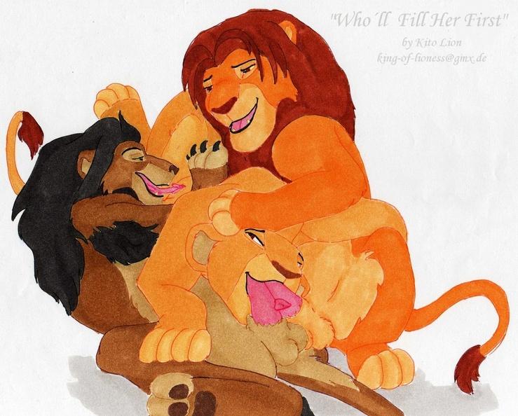 in guard kiara the lion Crush crush moist and uncensored nutaku