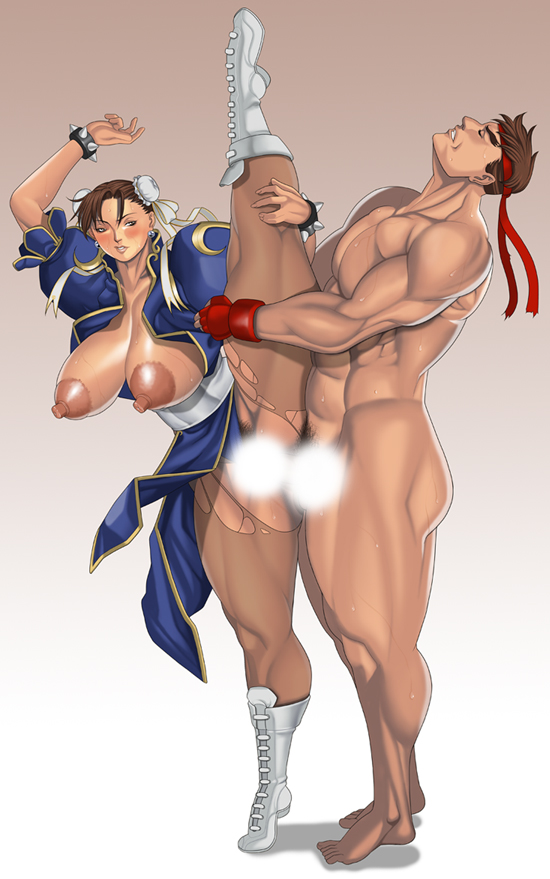nude street chun fighter li 5 Why would you say something so controversial yet so true