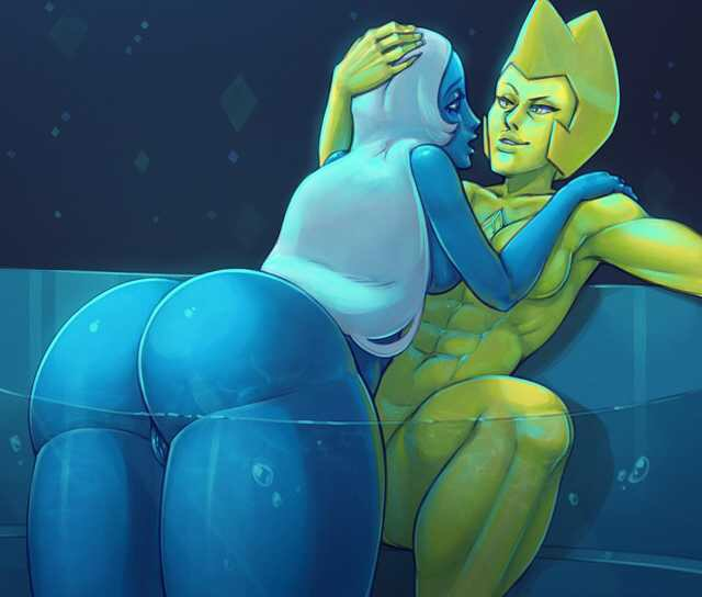 x diamond diamond blue steven yellow universe Shabby blue star wars porn