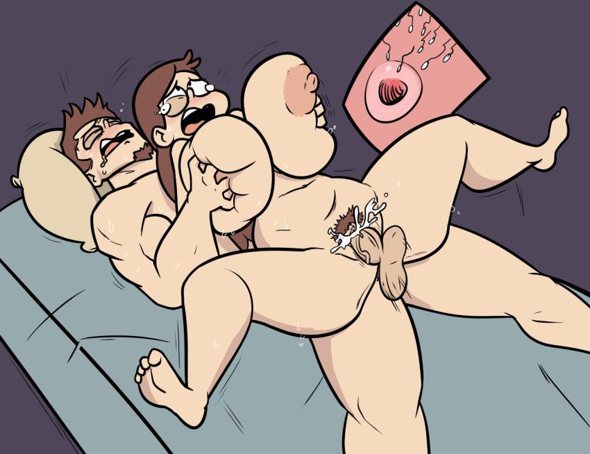 mabel from gravity naked falls Barbara the bat