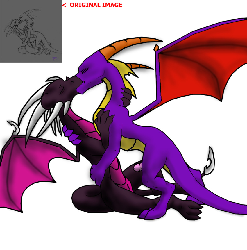 cynder and fanfic spyro human How to get a female salandit